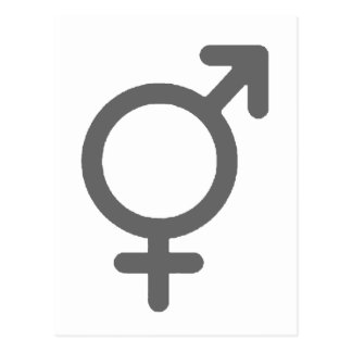 Gender Neutral Silver The MUSEUM Zazzle Gifts Postcard