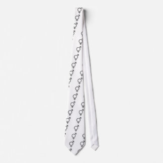 Gender Neutral Silver The MUSEUM Zazzle Gifts Tie