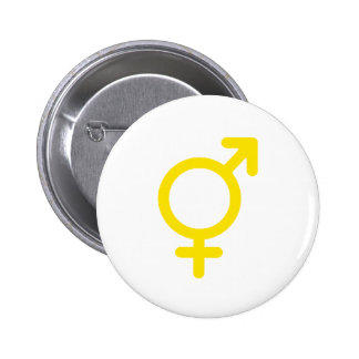 Gender Neutral Yellow The MUSEUM Zazzle Gifts 6 Cm Round Badge