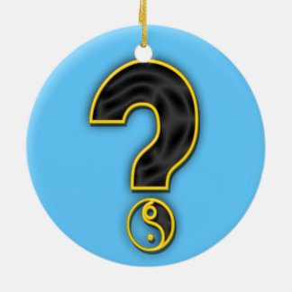 Gender Reveal Party Christmas Ornament