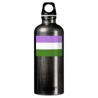 GENDERQUEER FLAG ORIGINAL -.png SIGG Traveller 0.6L Water Bottle