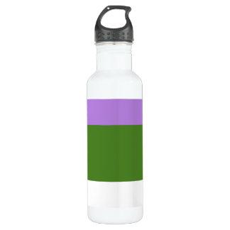 GENDERQUEER PRIDE 2014 PRIDE.png 24oz Water Bottle