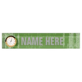 GENDERQUEER PRIDE DISTRESSED DESIGN - 2014 PRIDE p Nameplates