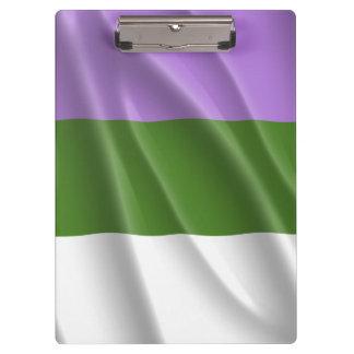 GENDERQUEER PRIDE FLAG WAVY DESIGN - 2014 PRIDE.pn Clipboard