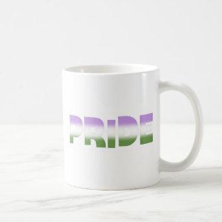 Genderqueer Pride Mug