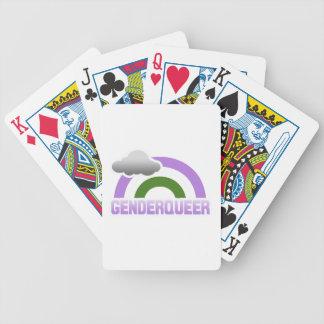 GENDERQUEER RAINBOW CARD DECK