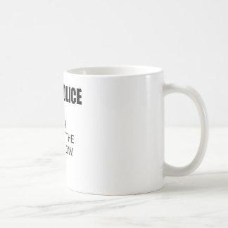 Gene Police Mug