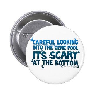 Gene Pool Pinback Buttons