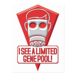 Gene Pool Postcard
