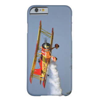 Gene Soucy performing aerobatics in Grumman Barely There iPhone 6 Case