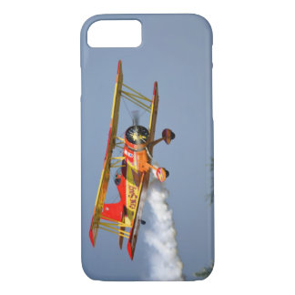 Gene Soucy performing aerobatics in Grumman iPhone 8/7 Case