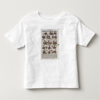 Genealogical tree of Laban Toddler T-Shirt