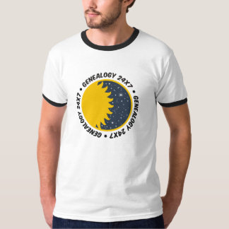 Genealogy 24x7 T-Shirt