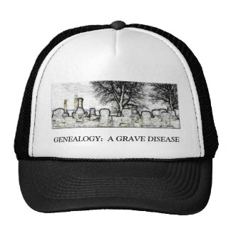 GENEALOGY:  A GRAVE DISEASE CAP