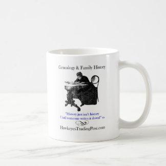 Genealogy Cup of Inspiration 1 Coffee Mug
