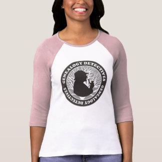 Genealogy Detectives T-Shirt