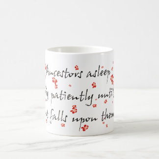 Genealogy Haiku Coffee Mug