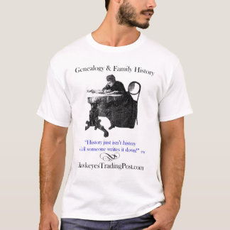 Genealogy Inspiration T-Shirt with Vickie