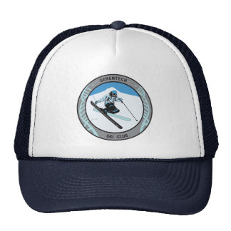 Genentech Ski and Snowboard Club Hat