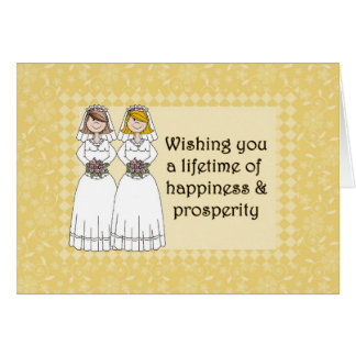 General and Gay Themed Wedding Cards and Postcards