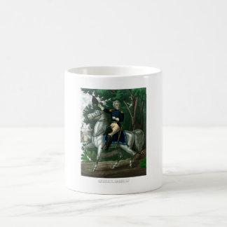 General Andrew Jackson On Horseback Coffee Mug