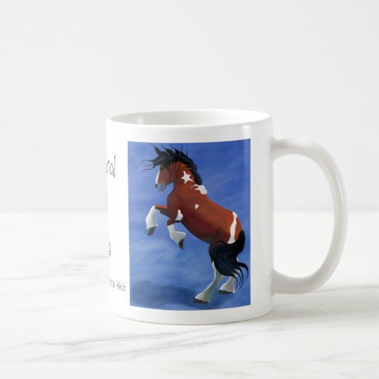 General at Play coffee mug