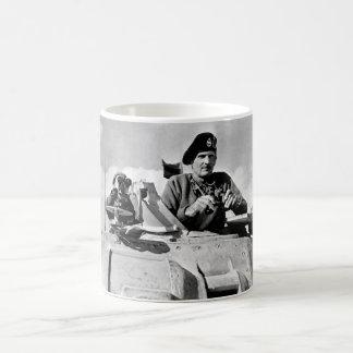 General Bernard L. Montgomery watches_War Image Basic White Mug