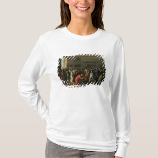 General Bonaparte Giving a Sword to the T-Shirt