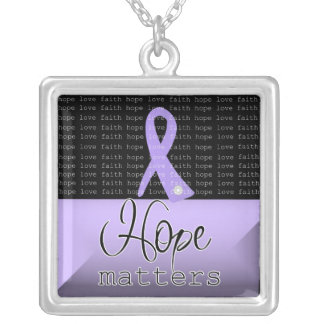 General Cancer Hope Matters Custom Jewelry