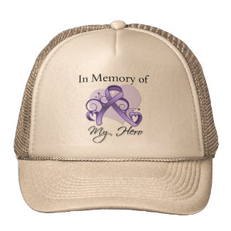 General Cancer In Memory of My Hero Hats