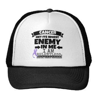 General Cancer Met Its Worst Enemy in Me Cap