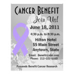General Cancer Personalised Benefit Flyer