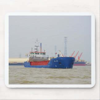 General cargo ship Willeke Mouse Pad