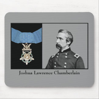 General Chamberlain and The Medal of Honor Mouse Pad