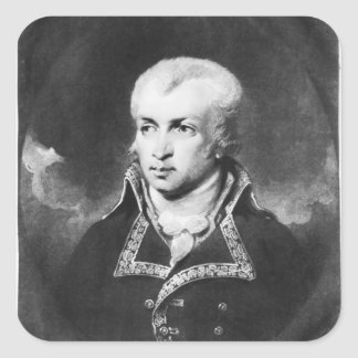 General Charles Pichegru Square Sticker