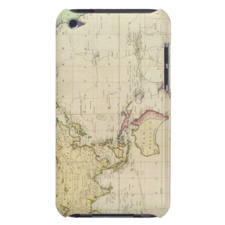 General chart historical map barely there iPod covers
