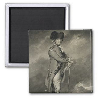 General Cornwallis (1738-1805) engraved by John Jo Magnet
