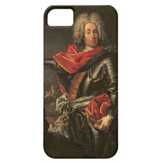 General Count Johann Matthias von der Schulenburg iPhone 5 Cover