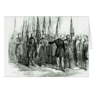 General Custer Card