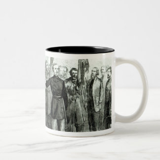 General Custer Two-Tone Coffee Mug