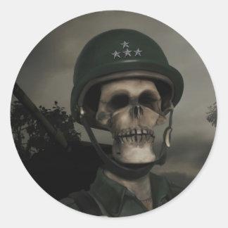 General Death Sticker