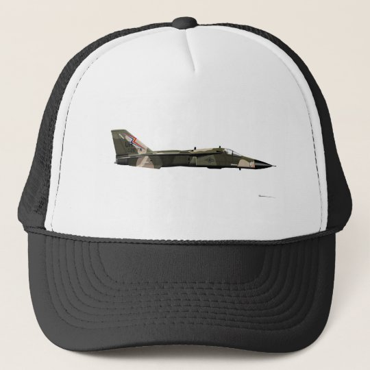 General Dynamics F-111 Aardvark Trucker Hat