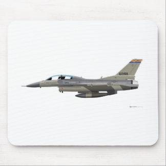 General Dynamics F-16C Falcon AZ ANG 880156 Mouse Pad