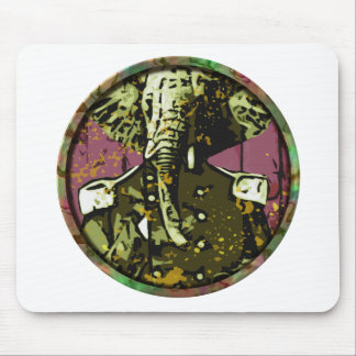 General Elephant Mouse Pad