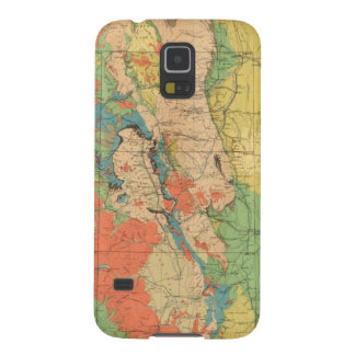 General Geological Map of Colorado Case For Galaxy S5