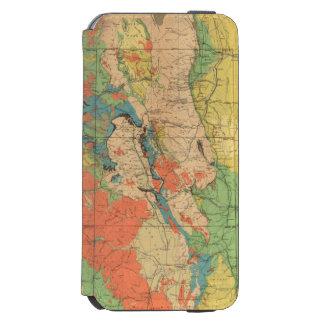 General Geological Map of Colorado Incipio Watson™ iPhone 6 Wallet Case