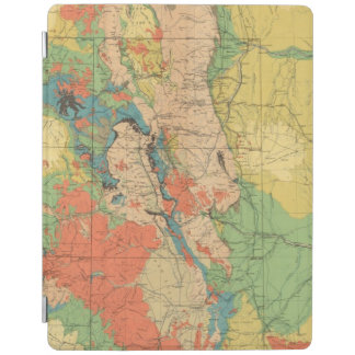 General Geological Map of Colorado iPad Cover