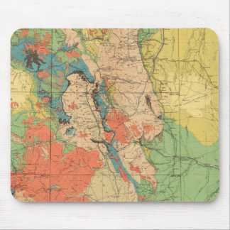 General Geological Map of Colorado Mouse Mat