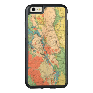 General Geological Map of Colorado OtterBox iPhone 6/6s Plus Case