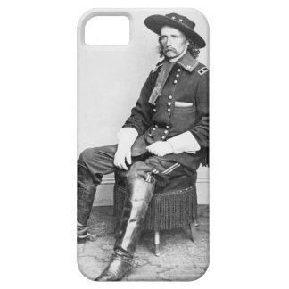 General George A. Custer (b/w photo) Case For The iPhone 5
